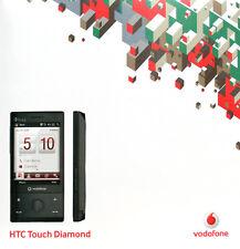 HTC Touch Diamond Windows Mobile Handy Smartphone mit QWERTZ Tastatur NEU