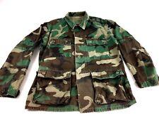 Vintage Military Jacket Camouflage Jacket Army Jacket
