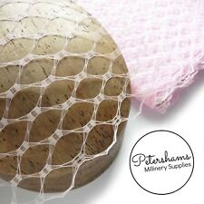 Waffle Weave Vintage Replica Veiling for Fascinators, Hats & Millinery - 1 Metre