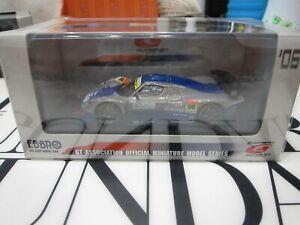 Ebbro - Scale 1/43 - Super GT 300 - ebbro team nova vemac 350R - Mini Car - D12