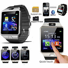 Bluetooth Screen Touch Smart Watch Phone For Samsung S8 Plus S7 S6 S5 Note 3 4 5