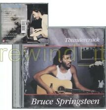 "BRUCE SPRINGSTEEN ""THUNDERCRACK"" RARE CD ITALY 1989"