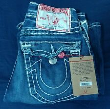 100% Authentic Mens True Religion Joey Super T Twisted boot cut Size 30x34