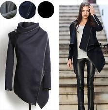 Parka Unbranded Regular Solid Coats & Jackets for Women