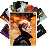 Postcards Pack [24 cards] David Bowie Rock Music Vintage Posters Covers CC1258