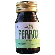integratore ferro anemia stress naturale ferrox vita san fitoterapico