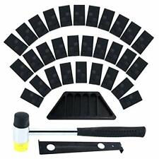 Laminate Wood Flooring Installation Kit with Spacers Pull Bar Woodworking tools