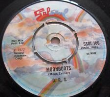 O.R.S ORLANDO RIVA SOUND   MOONBOOTS  1977 SALSOUL RECORDS FACTORY SAMPLE