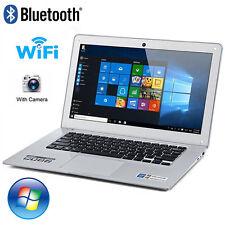 "14"" SOSOON i2000 Win10 WiFi Laptop HDMI Bluetooth Notebook Folded Netbook Tablet"