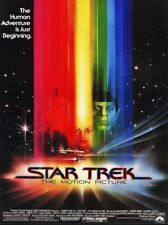Star Trek Vintage Movie Poster- formato A2 (420 x 594 mm)