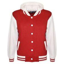 Abrigos y chaquetas de niño de 2 a 16 años de color principal rojo de poliéster