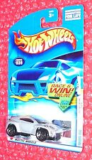 2002 Hot Wheels First Editions Toyota RSC #39 52930-E910  Race & Win! logo