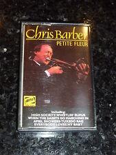 CHRIS BARBER - Petite Fleur - Vol 1 - 1970's 8-track Cassette