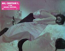 NATJA BRUNCKHORST CHRISTIANE F. WIR KINDER VOM BAHNHOF ZOO 1981 LOBBY CARD #4