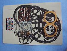 ORIGINAL TRIUMPH 650 Set Joint moteur complet 1963-73 TIGER TR6 T120 Bonneville
