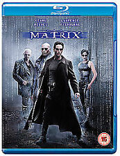 The Matrix Blu-ray (2009) Keanu Reeves