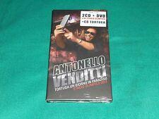 Antonello Venditti Tortuga Un Giorno In Paradiso-Stadio Olimpico 2015 3cd + dvd
