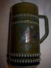 "VINTAGE  WADE PORCELAIN IRISH FLYING DUCKS 6 ½"" BEER TANKARD MUG STEIN"