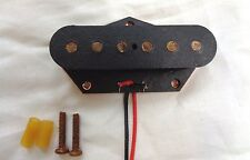 Artec Giovanni GVT50 Aged Tele Bridge Pickup with screws