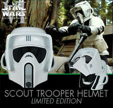 EFX Star Wars ROTJ 1:1 Scout Trooper Prop Replica Limited Edition Helmet In Hand