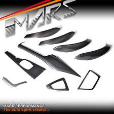 RHD Carbon Interior Dash Trim Cover for BMW 3 & 4 Series F30 F31 F32 F33 F36
