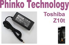 NEW Power AC Adapter Supply Charger for TOSHIBA PORTEGE Z10t-A (PT132A-00F00T)