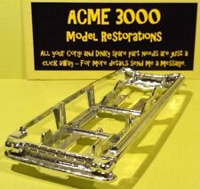 Corgi 511 Chipperfields Performing Poodles Repro Chevrolet Impala Chassis Unit