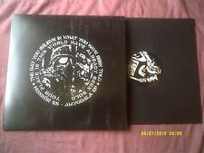 HONNOR SS / DISEASE -SPLIT PUNK LP