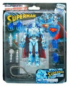 DC Microman Superman Action Figure MA-37 [Cyborg] Gd49