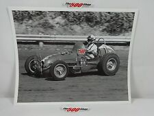 1962 Williams Grove Speedway Sprints Photo 8x10 Bw Lot #06