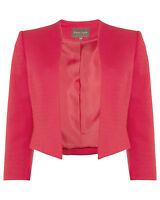 Phase Eight Tabitha Jacket Fuchsia Pink Size UK 6 LF076 ii 01