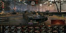 World of Tanks account OB 279 early T95/FV4201 Chieftain 44X tier WOT 279e