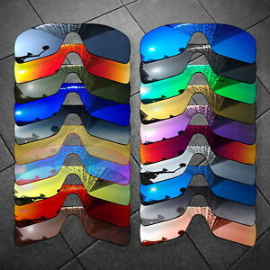 RawD Polarized Replacement Lenses for-Oakley Batwolf OO9101 Sunglasses -Options