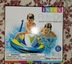 Intex Pools Water Floats Fun Wave Rider Boat Ride On Floating Toys Swimming Kids