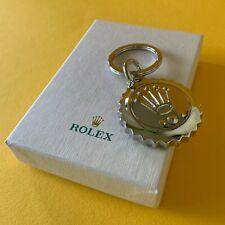 Rolex Stainless Steel Triplock Crown Keyring Best Quality 2020