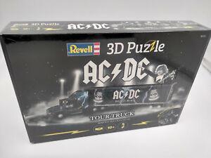 Puzzle 3d AC/DC tour truck de marque Revell neuf sous emballage,longueur 58cm