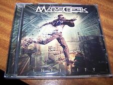 Maryscreek Mary's Creek - Infinity 2016 Swedish modern melodic heavy metal