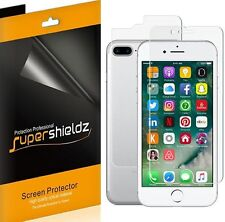 6x Supershieldz Front + Back Anti Glare Matte Screen Protector For iPhone 7 Plus