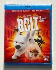Disney Bolt / Volt 2008 Blu-ray 2D + 3D CZ ABC VF incluse