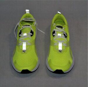 Puma Hybrid Fuego Lights (Yellow Alert) Men's Size 11.5