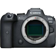 Canon EOS R6 Body w/64GB SDXC *NEW* *IN STOCK* *CANON USA WARRANTY*