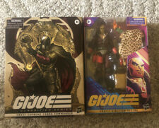 G.I. Joe Classified Supreme Cobra Commander Exclusive & Destro Profit Director