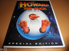 HOWARD the DUCK dvd GEORGE LUCAS tim robbins LEA THOMPSON marvel universe hero