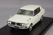 1/43 Hi-Story Nissan Skyline 1800 wagon sporty GL 1972 White HS151WH