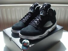 Nike Air Jordan V 5 Retro Oreo US 11.5/UK 10.5 OG/Metallic/Laney/Motorsport/BIN