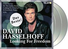"David Hasselhoff ""looking for freedom - best of"" 3CD-Set NEU Das Beste!"