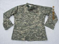 Original US Coat Army Combat Uniform,ACU,Gr. Medium, Digital Camo Jacket,Poplin