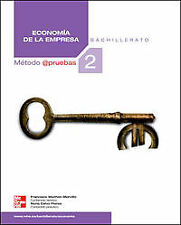 (09).ECONOMIA EMPRESA 2º.BACH.(APRUEBAS). ENVÍO URGENTE (ESPAÑA)