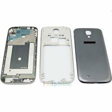FULL HOUSING COVER + FRAME + BUTTON FOR SAMSUNG GALAXY S4 i9500 #H-370-FULL_BLUE