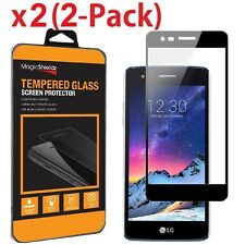 For LG K8 2018 K8 + Plus  Full Screen Coverage Tempered Glass Screen Protector